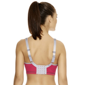 Podprsenka Freya Active UW Moulded Spacer Sports Bra Hot Crimson