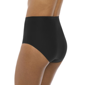 Kalhotky Fantasie Smoothease Invisible Stretch Full Brief Black Uni