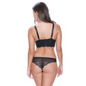 Podprsenka FREYA FANCIES LONGLINE BLACK