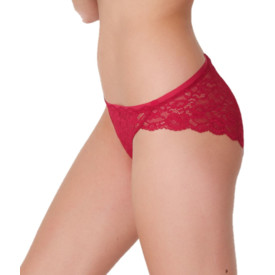 Kalhotky Marie Jo Color Studio Lace Rio Briefs Scarlet