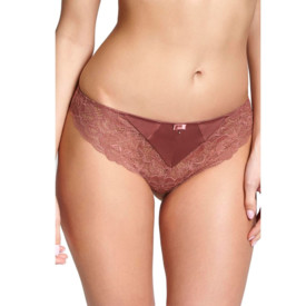 Kalhotky PANACHE QUINN BRAZILIAN BRIEF ROSE GOLD