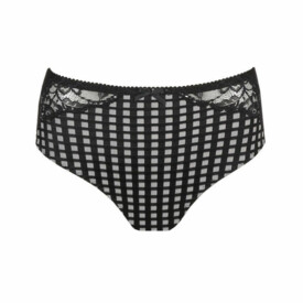 Kalhotky PRIMADONNA MADISON RIO BRIEFS CRYSTAL BLACK