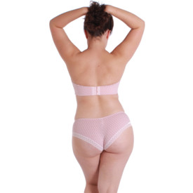 Podprsenka PRIMADONNA TWIST HAPPINESS PADDED STRAPLESS PEACHY SKIN