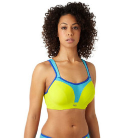 Podprsenka PANACHE SPORTS LIME MULTI