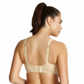 Podprsenka Panache Sports Bra Non-Wired Latte