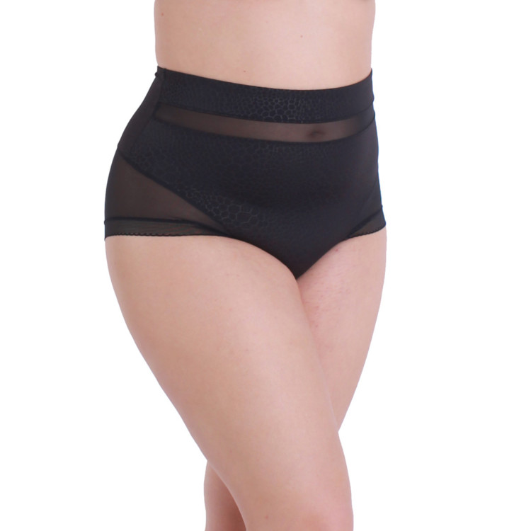 Kalhotky Prima Donna Twist Guilty Pleasure Full Brief Charcoal